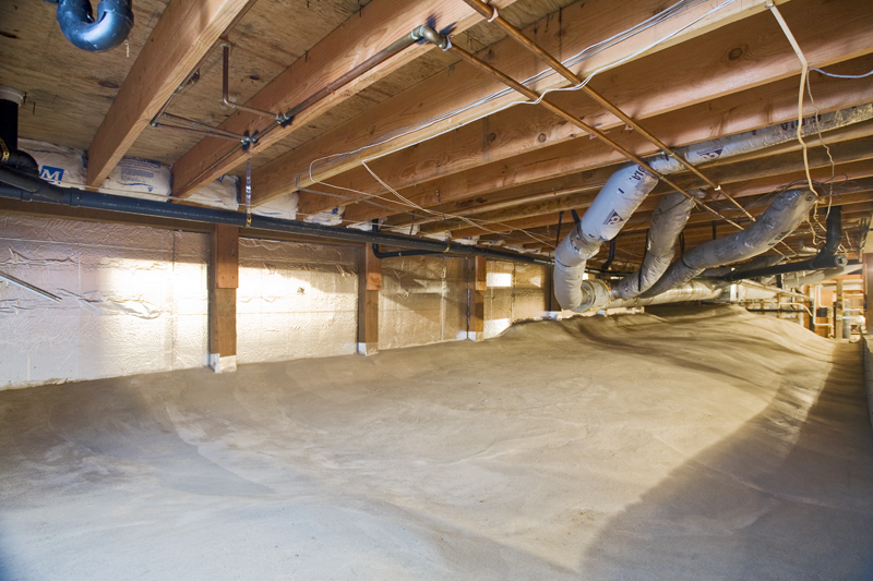 Crawl Space Restoration In Seattle And Tacoma Permadry
