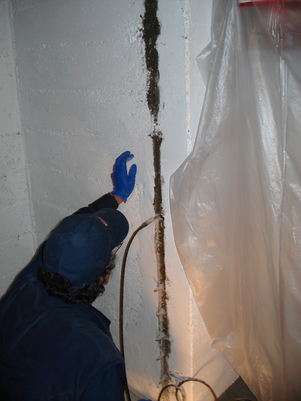 foundation crack repair in seattle and tacoma permadry wa
