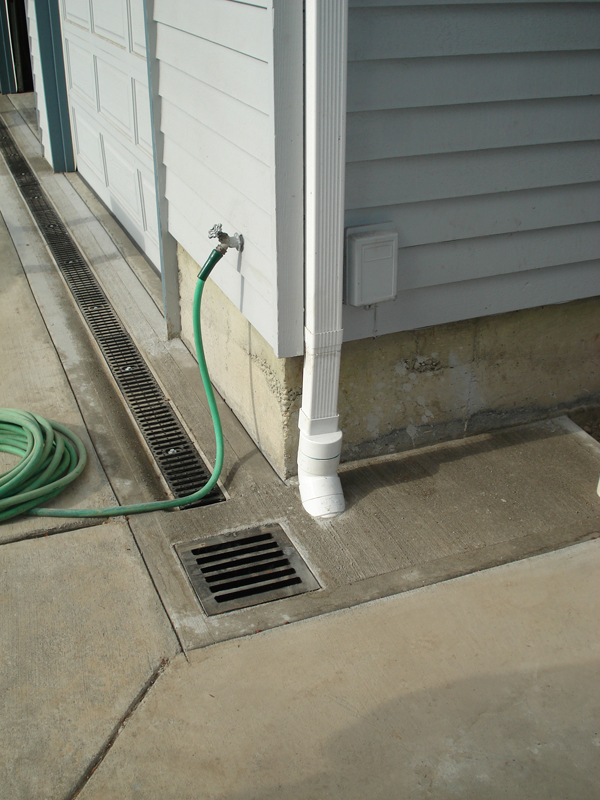 Gallery for Driveway trench drain